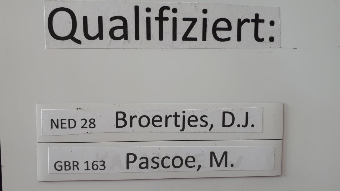 Triple Match Event Baldeneysee