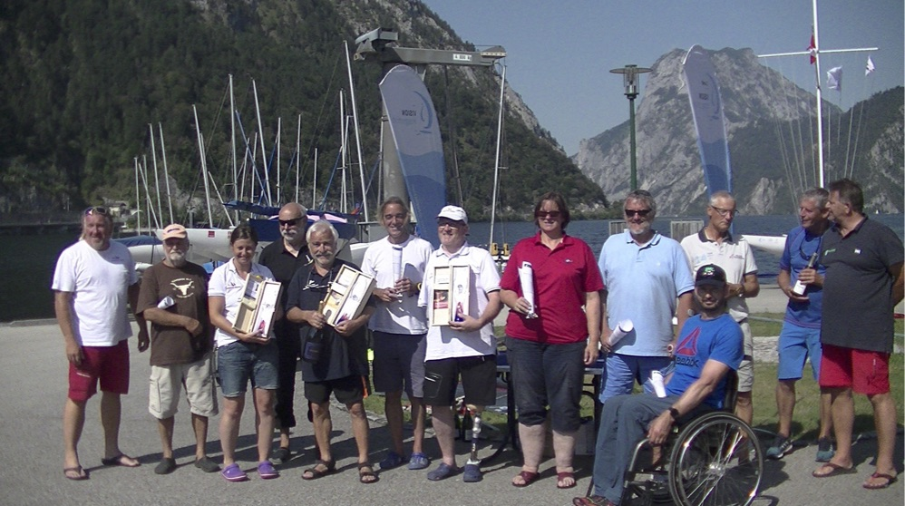 4. Alpencup am Traunsee