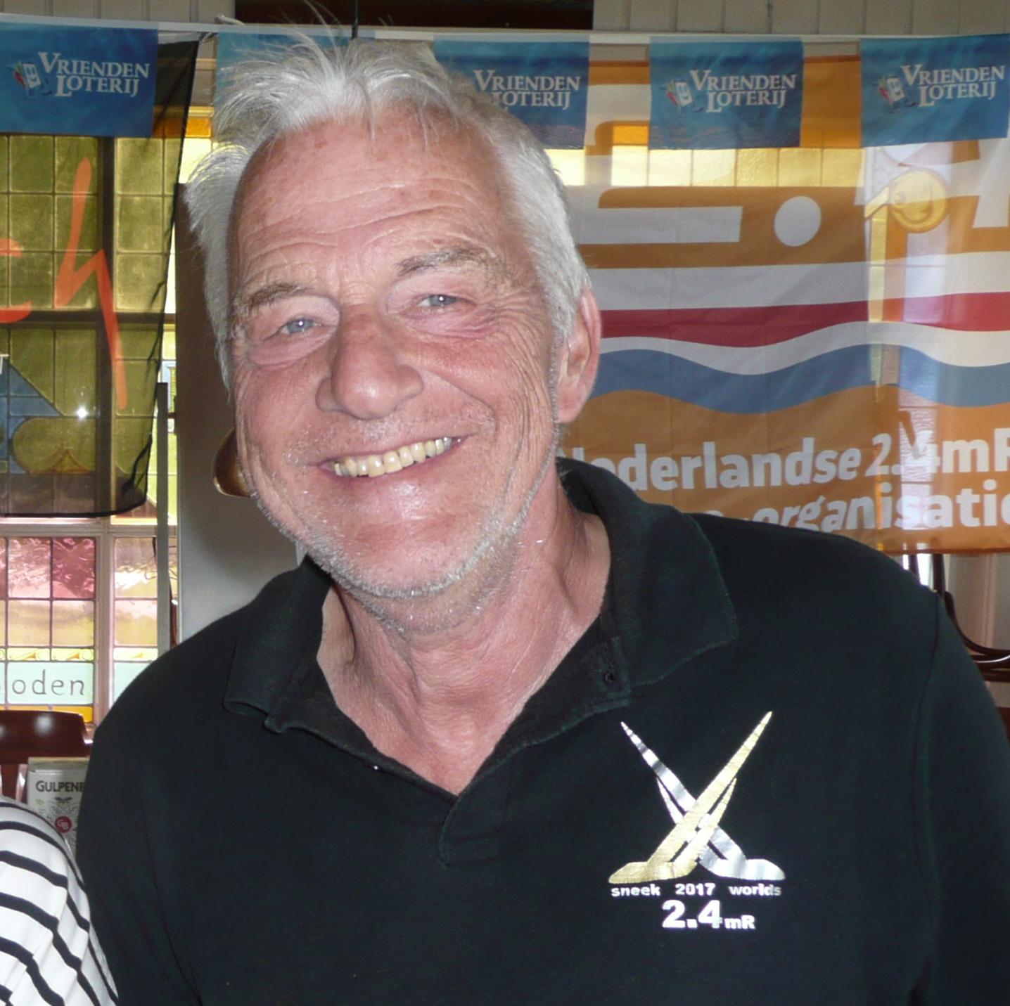 Dirk Jan Broertjes (NED 968) ist von uns gegangen