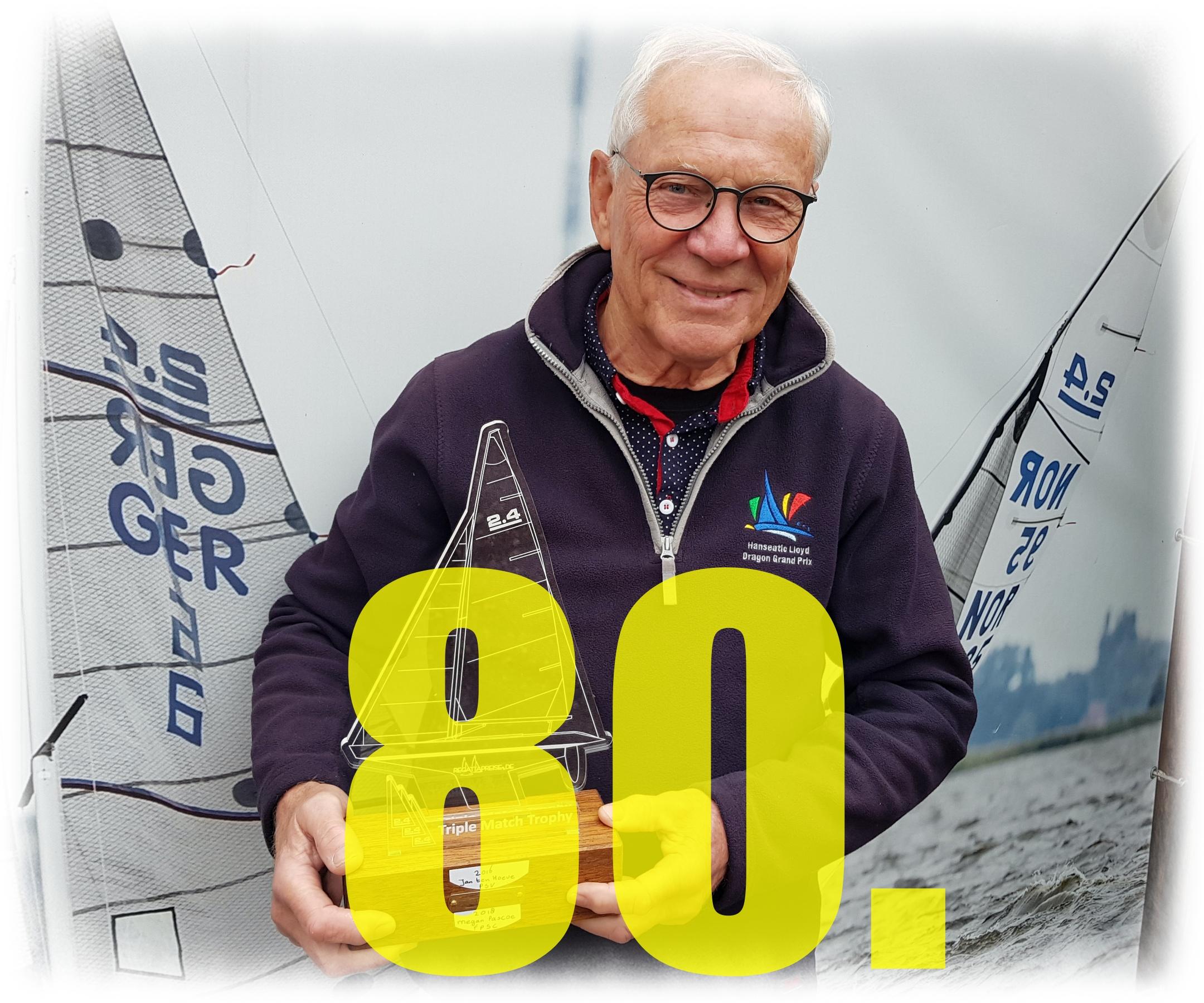 Ulli Libor – 80 Jahre jung