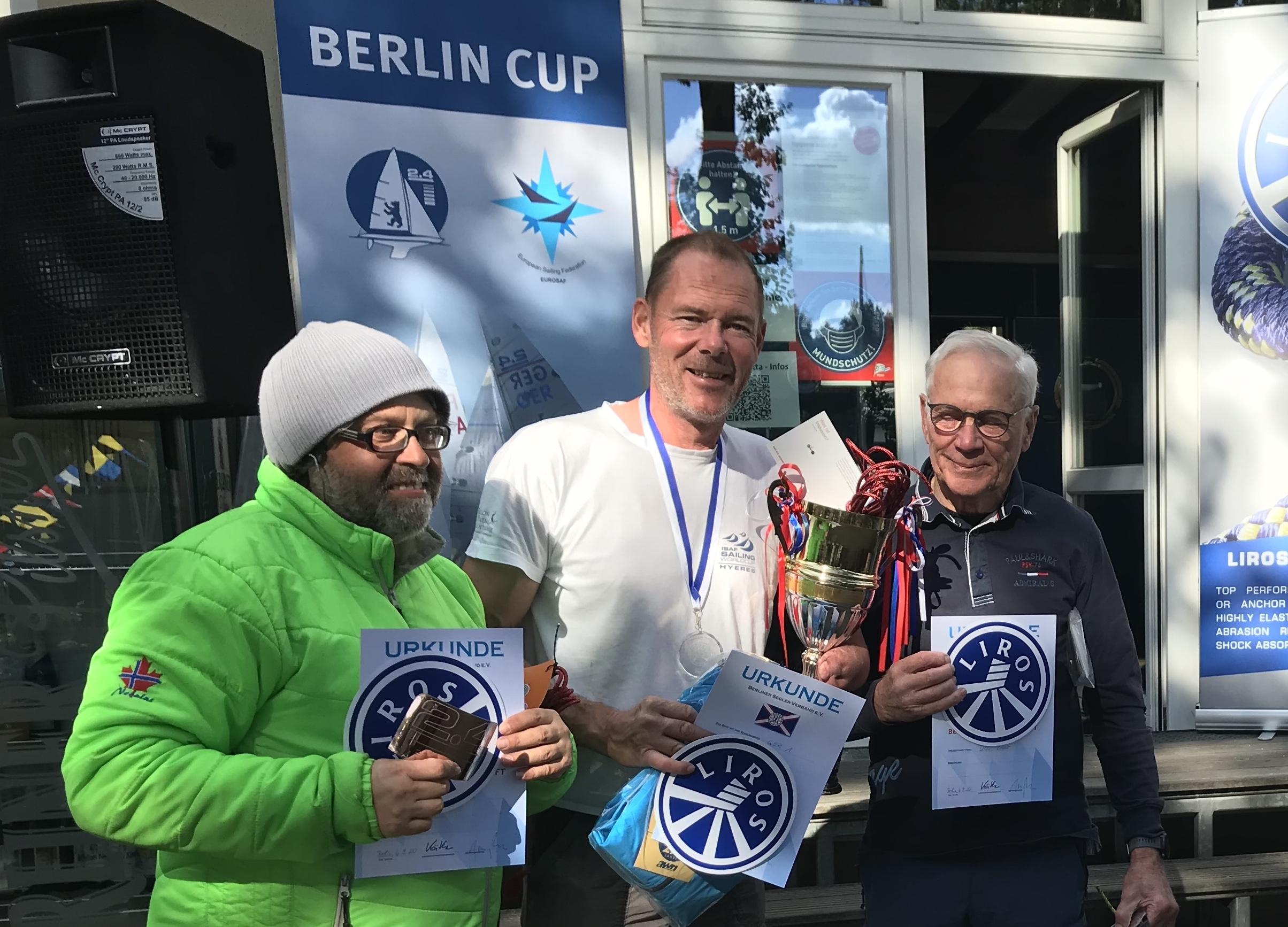 23. Berlin-Cup 2020 im YCBG