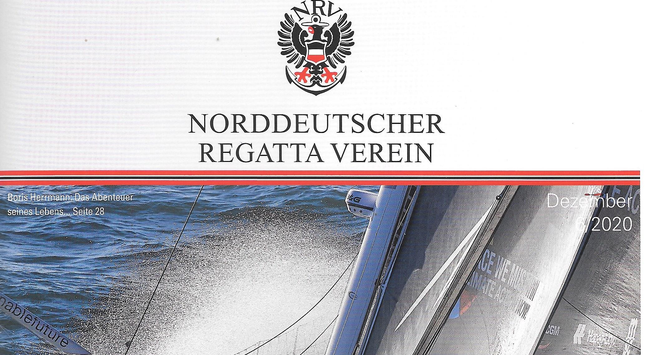 NRV-Mitglied Peter Eckhardt über seine erste 2.4mR-Regatta